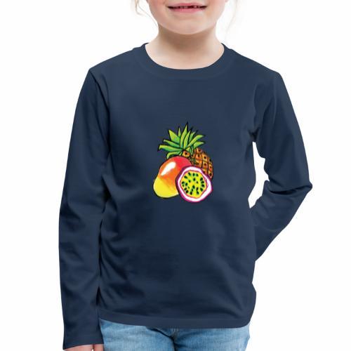 Brewski Pango ™ - Kids' Premium Longsleeve Shirt