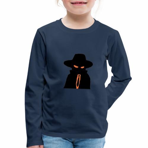 Brewski Herr Hemlig ™ - Kids' Premium Longsleeve Shirt