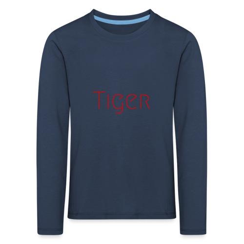 Tiger - T-shirt manches longues Premium Enfant