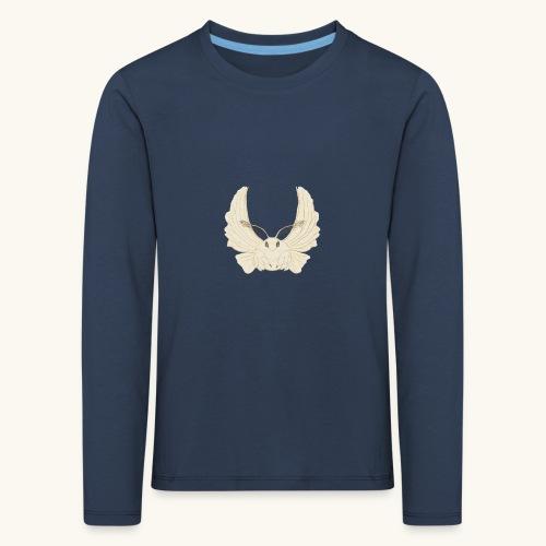 Papillon de nuit - T-shirt manches longues Premium Enfant