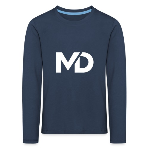 MD Clothing Official© - T-shirt manches longues Premium Enfant
