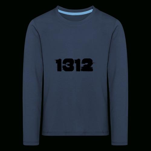 1312 - Kinder Premium Langarmshirt