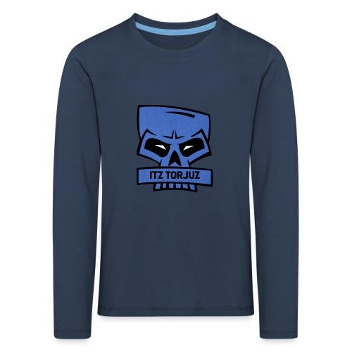 Itz Torjuz - Premium langermet T-skjorte for barn