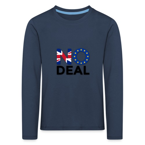 No Deal - Kids' Premium Longsleeve Shirt