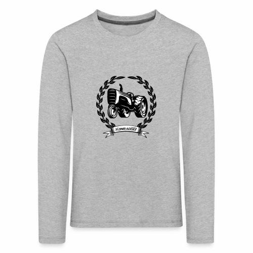 KonradSB - Koszulka dziecięca Premium z długim rękawem
