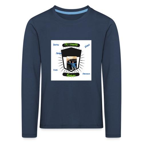 C90F78C5 B4FA 40E0 B948 065F815BB32C - Kids' Premium Longsleeve Shirt