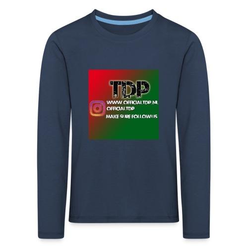 IMG 20180829 WA0003 - Kinderen Premium shirt met lange mouwen