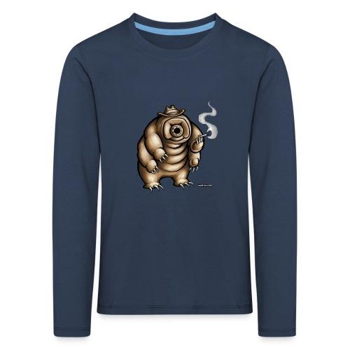 Smokey the Water Bear - Kids' Premium Longsleeve Shirt