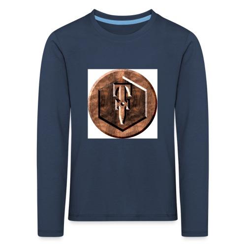 WoodPin - Kids' Premium Longsleeve Shirt
