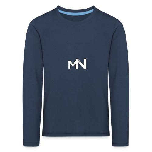 michel nijholt merch - Kinderen Premium shirt met lange mouwen