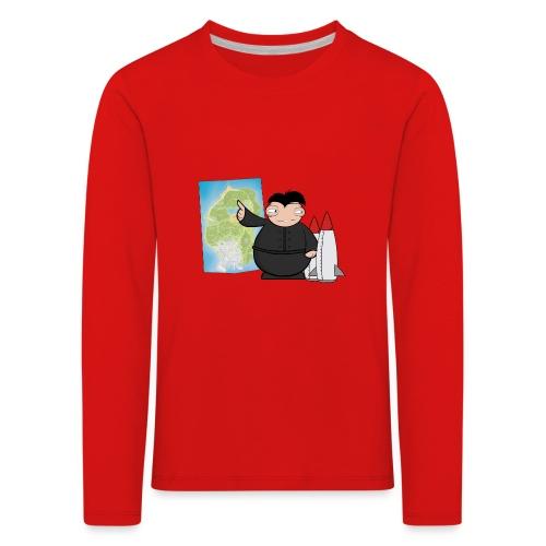 Happy Dictator. - Camiseta de manga larga premium niño