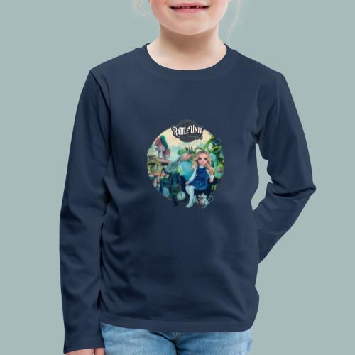 Letting Go Merch - Kinderen Premium shirt met lange mouwen