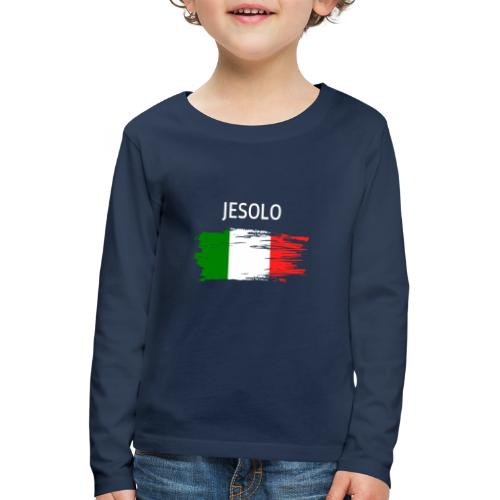 Jesolo Fanprodukte - Kinder Premium Langarmshirt