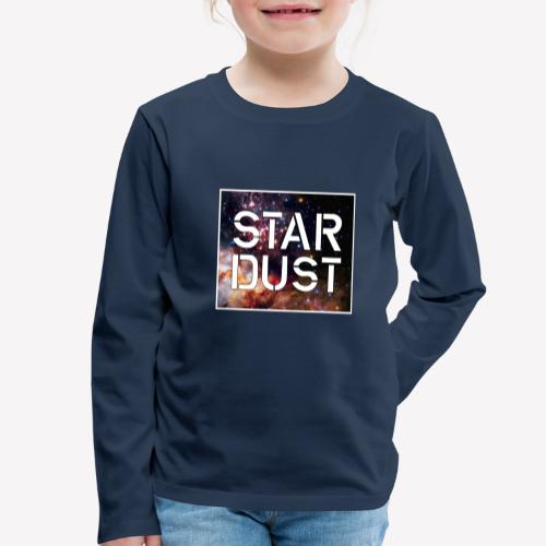 Stardust - Kinder Premium Langarmshirt