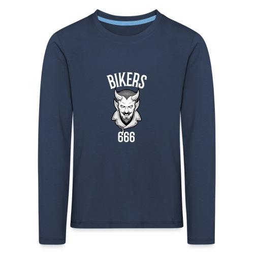 bikers 666 - T-shirt manches longues Premium Enfant