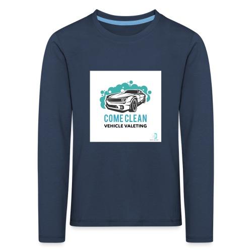 005F6183 5840 4A61 BD6F 5BDD28C9C15C - T-shirt manches longues Premium Enfant