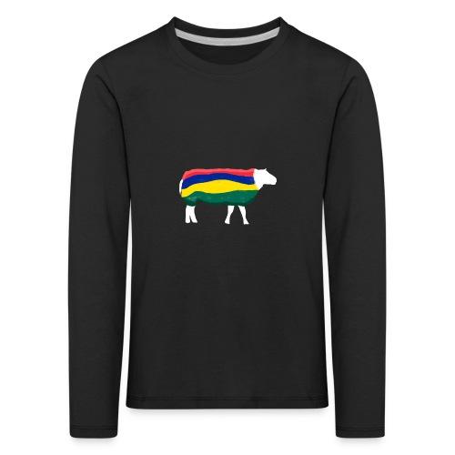 Schaap van Terschelling - Kinderen Premium shirt met lange mouwen