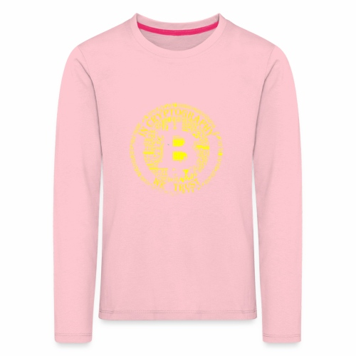 In cryptography we trust 2 - Kids' Premium Longsleeve Shirt
