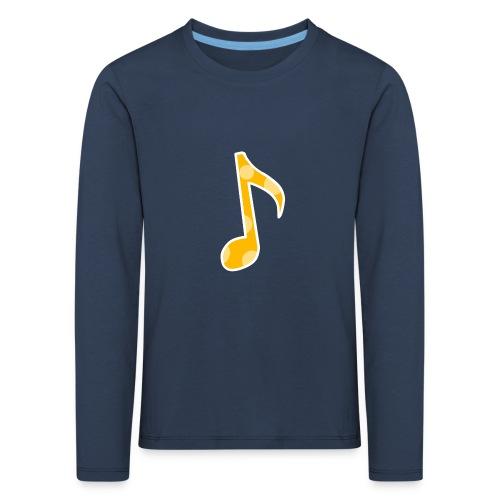 Basic logo - Kids' Premium Longsleeve Shirt