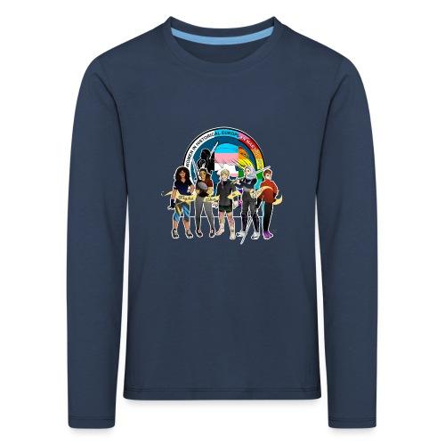 HEMAWomen2 - Kids' Premium Longsleeve Shirt
