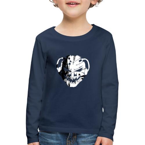 logoSEUA dirty - Långärmad premium-T-shirt barn