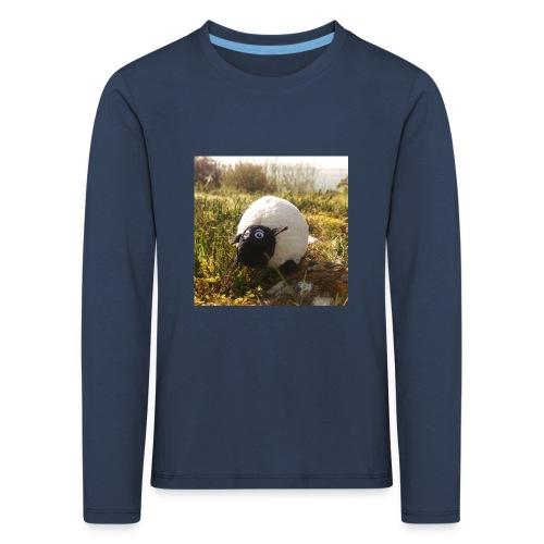 Sheep in Ireland - Kinder Premium Langarmshirt