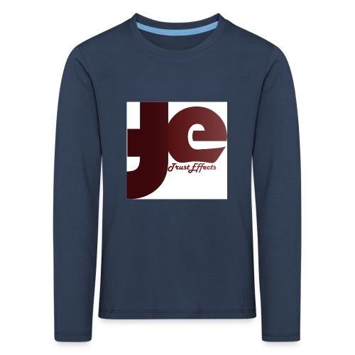 company logo - Kids' Premium Longsleeve Shirt