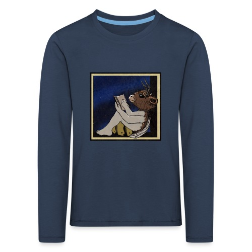 Marilyn's Diary (rectangle) - Kids' Premium Longsleeve Shirt