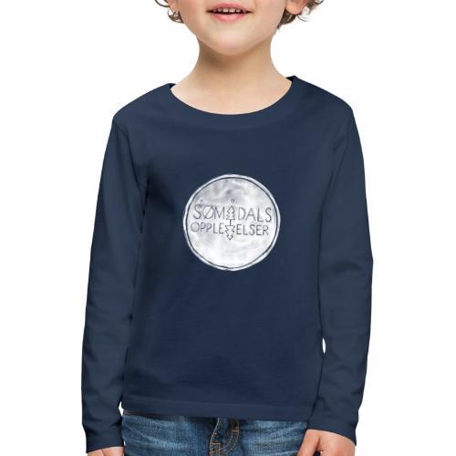 Sømådalsopplevelser - Premium langermet T-skjorte for barn
