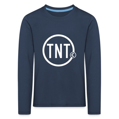 TNT-circle - Kinderen Premium shirt met lange mouwen
