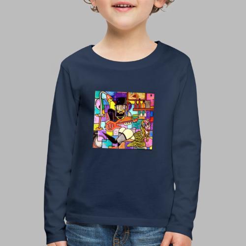 Vunky Vresh Vantastic - Kinderen Premium shirt met lange mouwen