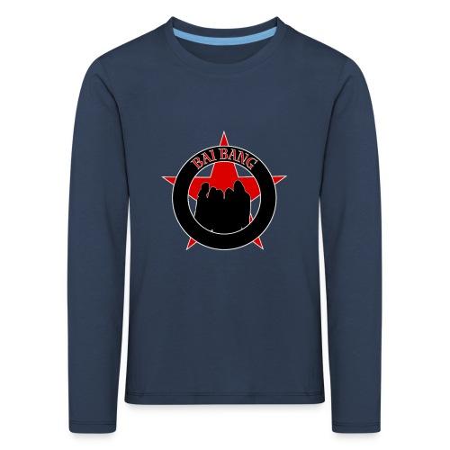 ryggtavla2 - Kids' Premium Longsleeve Shirt