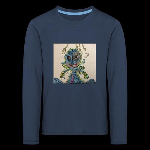 WHY BY TAiTO - Lasten premium pitkähihainen t-paita
