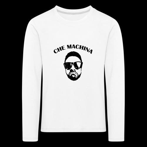 CHE MACHINA - Maglietta Premium a manica lunga per bambini