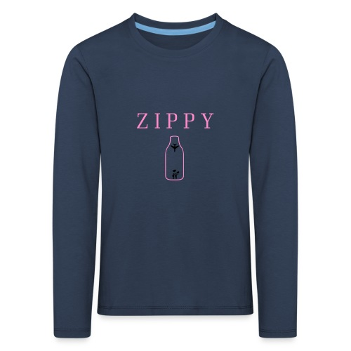ZIPPY 3 - Camiseta de manga larga premium niño