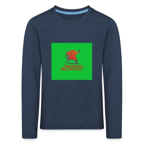 Slentbjenn Knapp - Kids' Premium Longsleeve Shirt