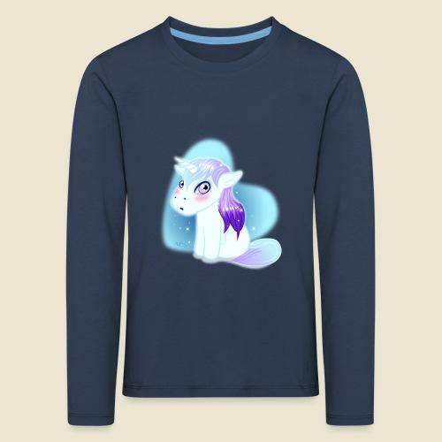 Licorne n°2 - T-shirt manches longues Premium Enfant