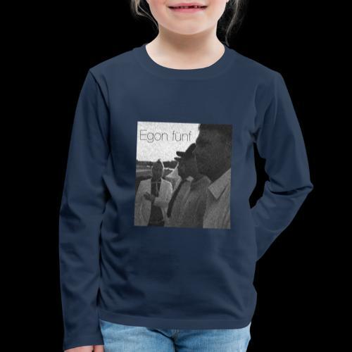 Egon1 - Långärmad premium-T-shirt barn