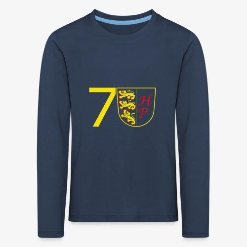 70 Herbert - Kinder Premium Langarmshirt