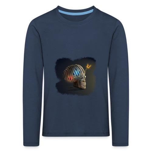 skulll - T-shirt manches longues Premium Enfant
