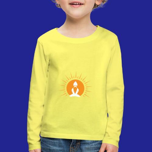 Guramylyfe logo no text - Kids' Premium Longsleeve Shirt
