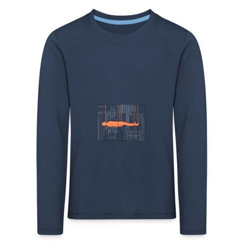 DIAGRAMME - T-shirt manches longues Premium Enfant