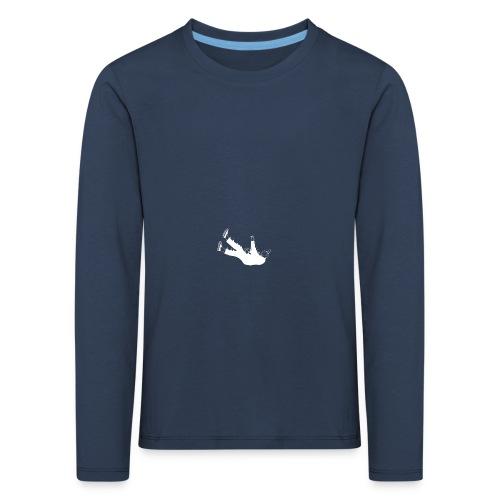 FALLING - T-shirt manches longues Premium Enfant