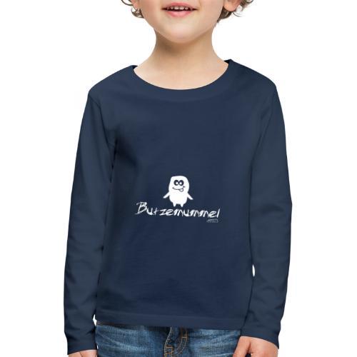 Butzemummel - Kinder Premium Langarmshirt