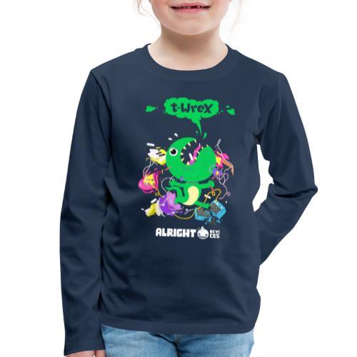 Twrex - Kids' Premium Longsleeve Shirt