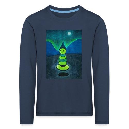 Humanoid - Lasten premium pitkähihainen t-paita
