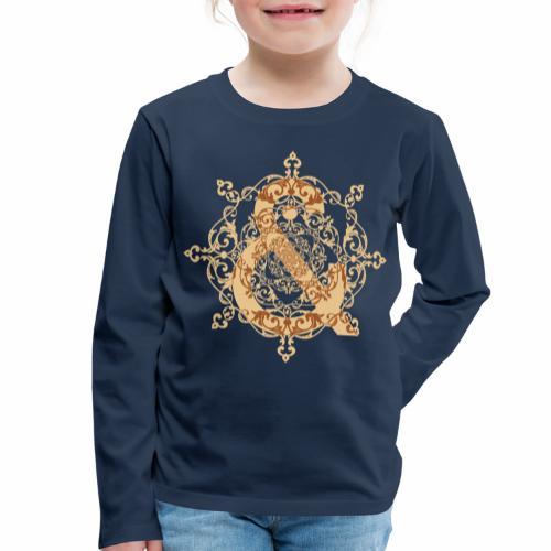 Escudo natural & ... - Camiseta de manga larga premium niño