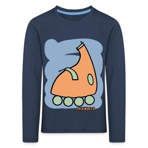 Patin Warhol 4 - Camiseta de manga larga premium niño