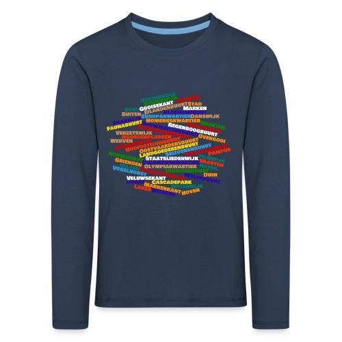 Citycloud - Kinderen Premium shirt met lange mouwen