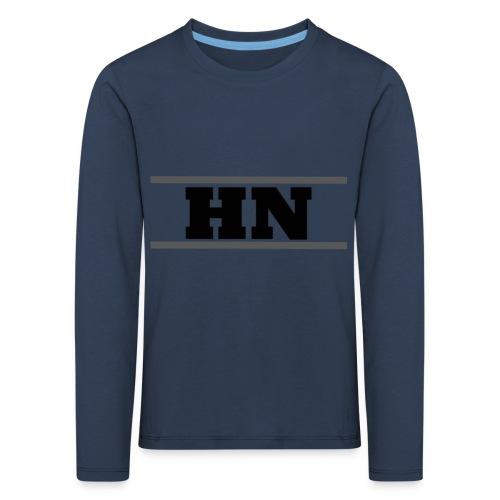 Untitled 5 png - Kinderen Premium shirt met lange mouwen